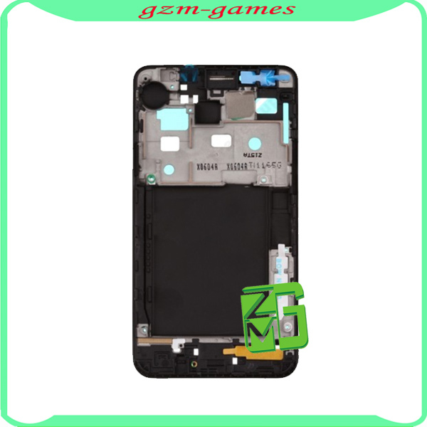 50pcs/lot wholesale Front LCD Frame Holder for Samsung Galaxy S II S2 i9100 Front Housing free shipping(China (Mainland))