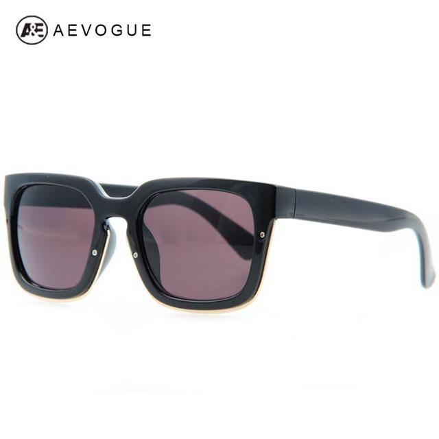 Солнцезащитные очки aEVOGUE новые старинные бренд мужской высокое качество мода солнцезащитные очки UV400 площади кадра CE UV400 AE0147