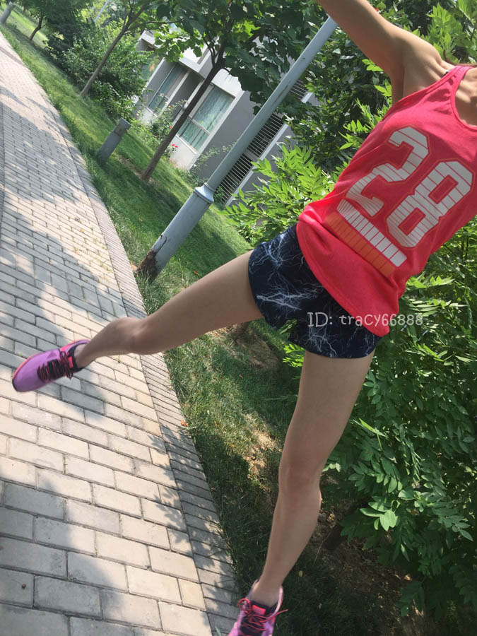 2015 Roupa Feminina Women's Letters Loose Running Fitness Vest Female Summer Sports Yoga Clothes - Free Shirt Speed Large Code(China (Mainland))