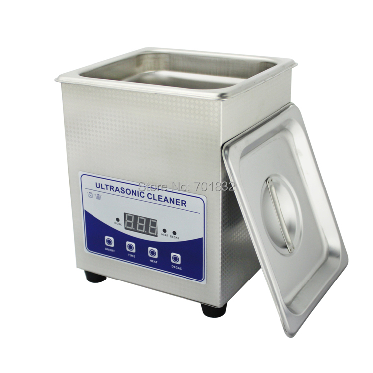 2L airbrushes and stencils ultrasonic cleaner JP-010T upgrade degassing function(China (Mainland))