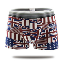 Buy DANJIU Brand Cartoon male Underwear Sexy men's shorts men Boxer Shorts Comfortable Breathable Underpants Boxers Homme Cueca for $2.78 in AliExpress store
