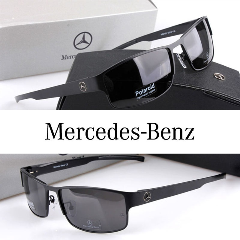 Mercedes-Benz Polarized Men Sunglasses Sports Coating Mirror Driving Sun Glasses oculos Male Eyewear Accessories(China (Mainland))