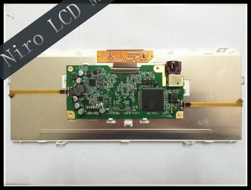 "Free DHL Shipping Brand New Car DVD/GPS Navigation 10.2"" LCD Display Screen B M W GT NBT LCD Panel For B M W X5 X7 Auto Part(China (Mainland))"
