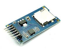 Buy Micro SD Card Module SPI Interface Mini TF Card Reader/Wirter Arduino for $1.81 in AliExpress store