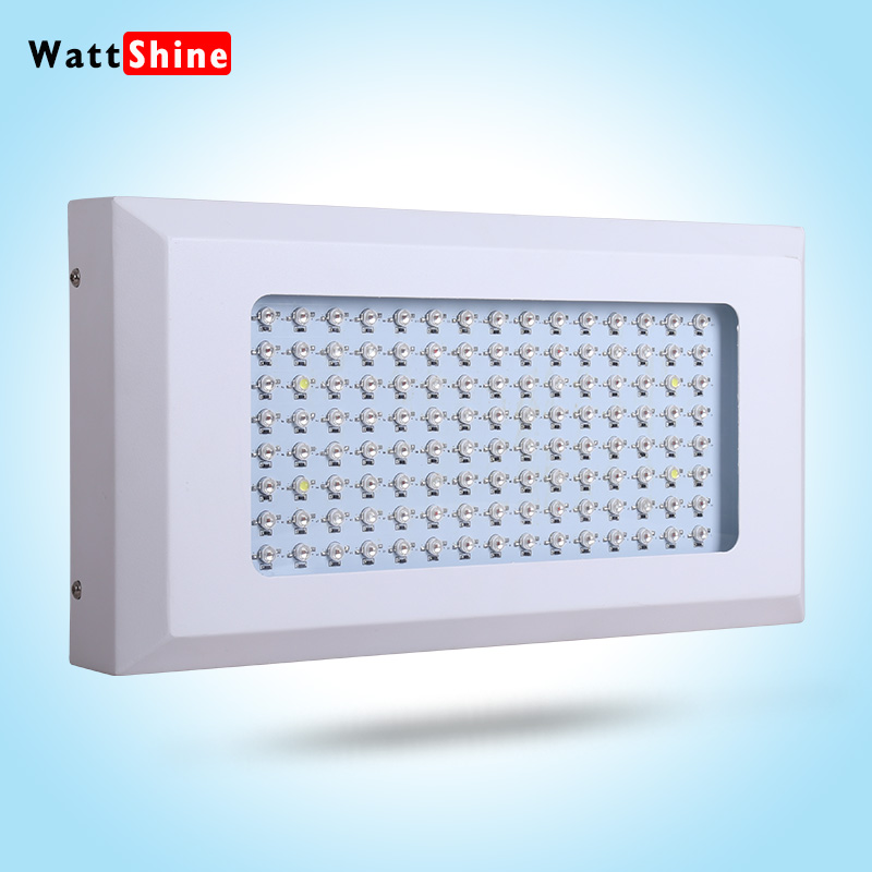 Hydroponic Systems 360w Led Plant grow light indoor hydroponic led grow lights strip120PCS LED 360W Full spectrum Grow Box(China (Mainland))
