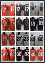 Stitiched,Denver Broncos,Brock Osweiler,Peyton Manning,Willis McGahee,Bradley Roby,Von Miller,Julius Thomas,Wes Welker,Decker(China (Mainland))