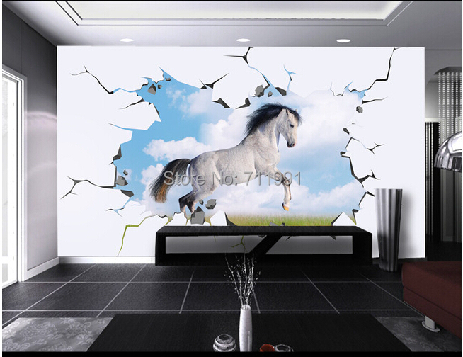 online buy wholesale horse wallpaper from china horse