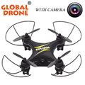 Global Drone GW009C 2 4G Droni With Camera Professional 4 Channel Drone With Camera HD Drone