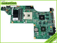 LAPTOP MOTHERBOARD for HP PAVILION DV7 DV7T 605320-001 INTEL HM55 With  ATI HD 5650 1GB Graphics suppy Core i7 only