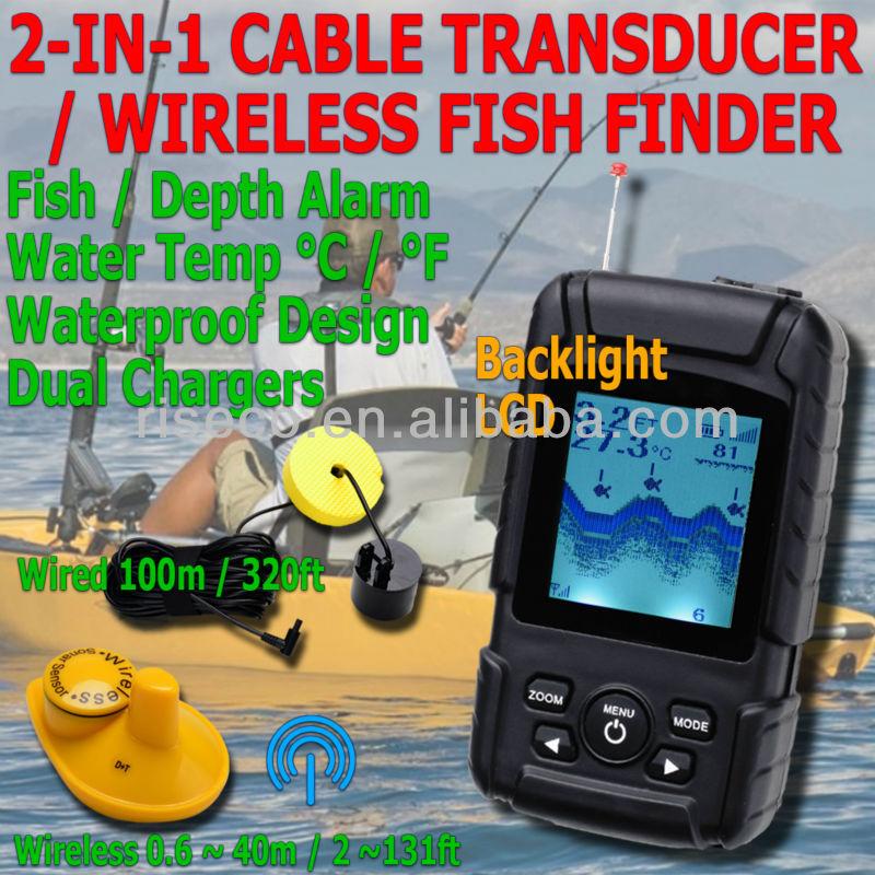 отзывы о lucky fish finder 718