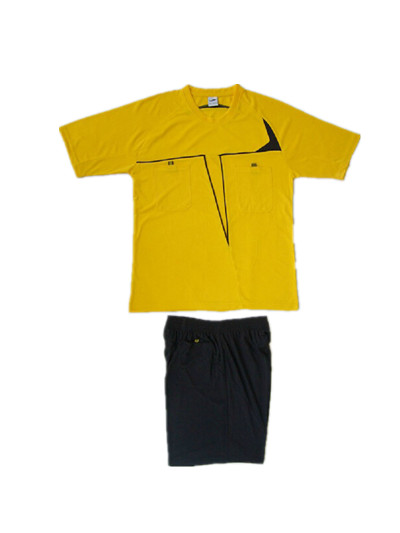 free shipping Referee clothing football referee clothing soccer jerseys(China (Mainland))