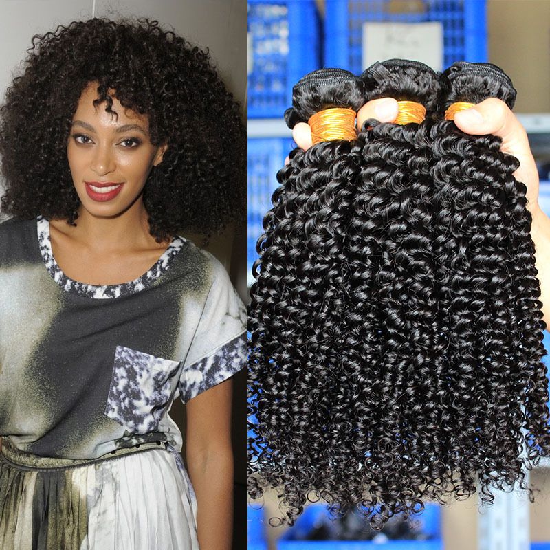 Brazilian Curly Hair Extensions Curly Hair Extensions 3