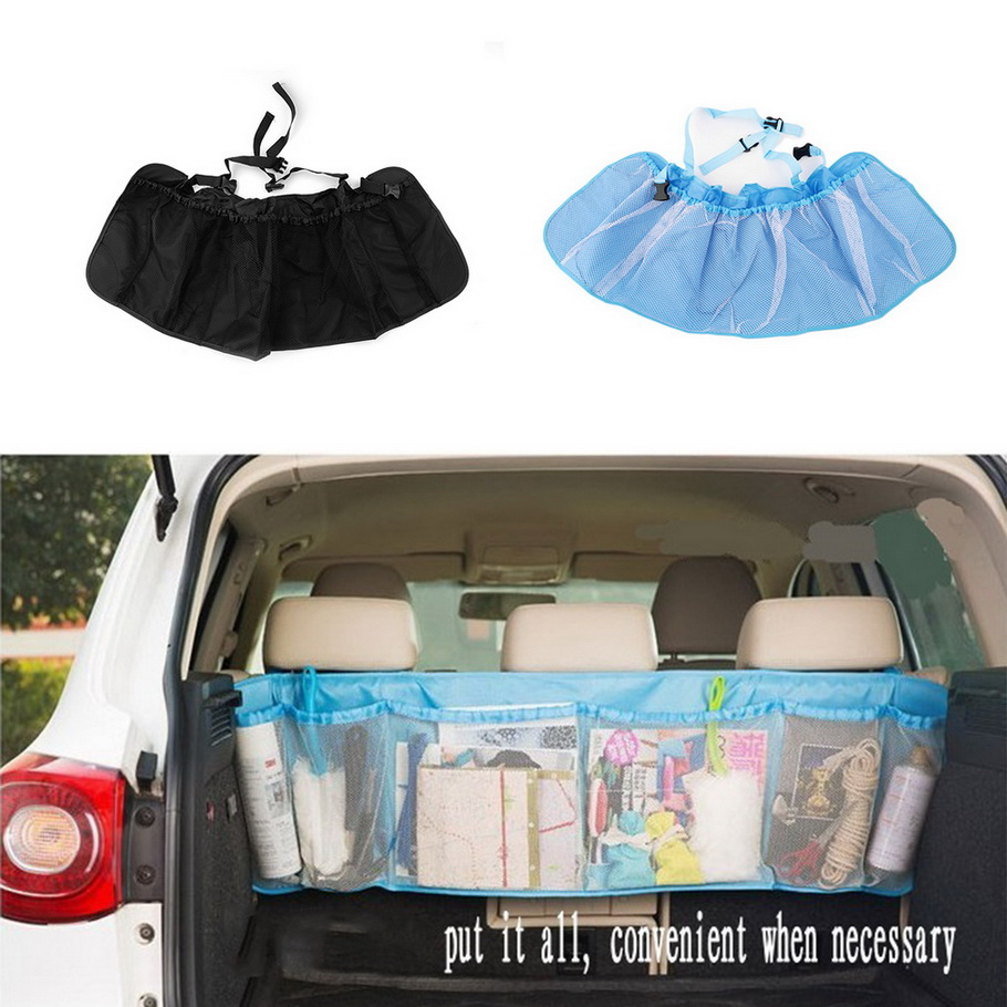 Car Trunk Organizer Seat Cover Toys DVD Storage Container Bags Automobiles pouch Auto Styling Accessories hot selling~(China (Mainland))