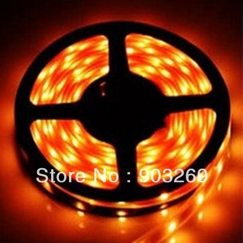 Wholesale!!!Freeshiping 5M 3528 SMD LED  DC 12V 20W Waterproof RGB 300LEDs Strip Light for Holiday+Controler