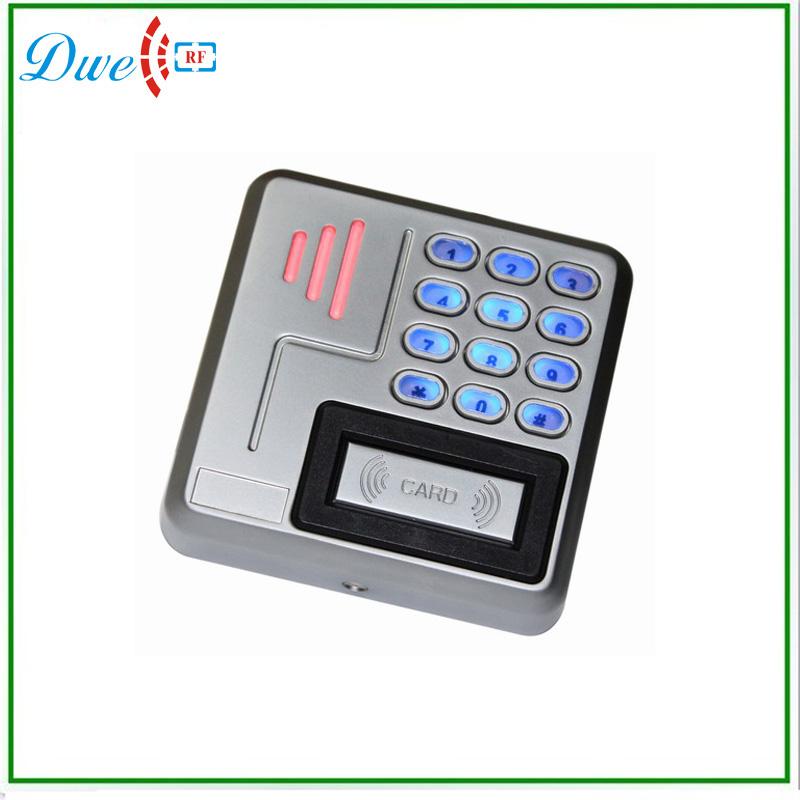 free shipping metal IP68 waterproof EM-ID 125khz access control RFID standalone card reader(China (Mainland))
