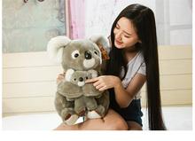 big new creative plush koala toy cute high quality koala doll gift about 50cm