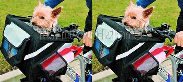 2015 Bicycle Dog Bags Pet Bicycle Basket Removable Dog Carrier Foldable Pet Basket/Box Pets Travel Bag Size: 38*25*25cm 38(China (Mainland))