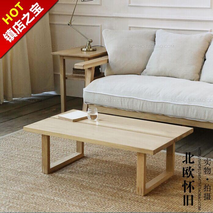 Salas De Estar De Ikea ~ Nordic IKEA mesa de centro para hacer el viejo retro sala de estar