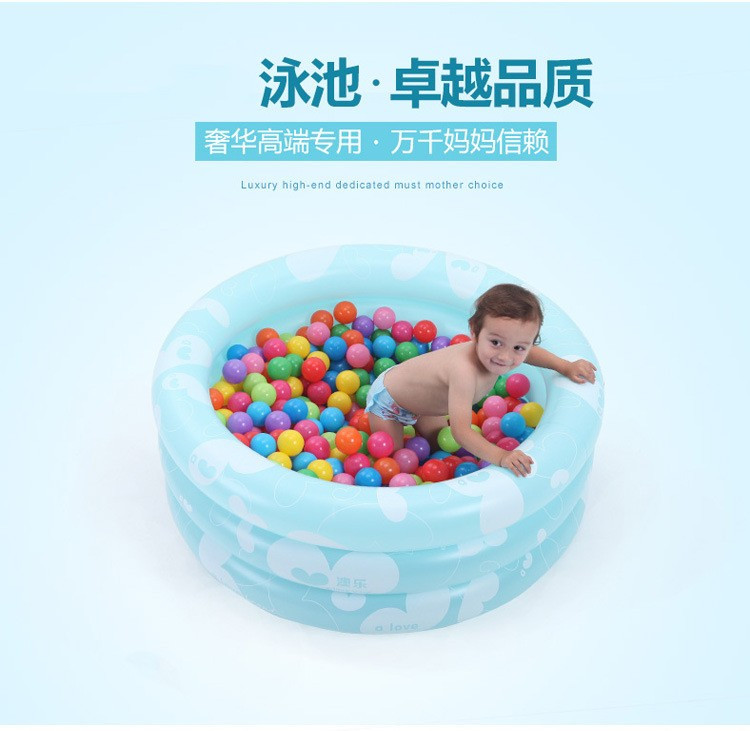 2016 BABY inflatable pool high quality environment PVC inflatable pool, non-toxic, double inflatable FREE SHIPPING(China (Mainland))