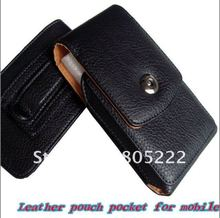 1pc/ lot ZOPO Leader ZP900 Leather Case MTK6577 Dual Mobile Phone High Quality Free Shipping(China (Mainland))