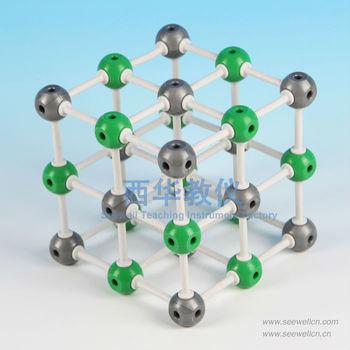 XCM-001-1-Ionic Crystal Model Sodium Chloride(NaCl)