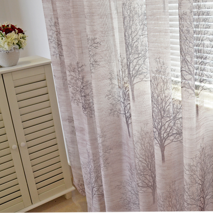 Cross haircord window screening sheer curtains blind living room bed room decoration tulle voile finished rideau para quato(China (Mainland))
