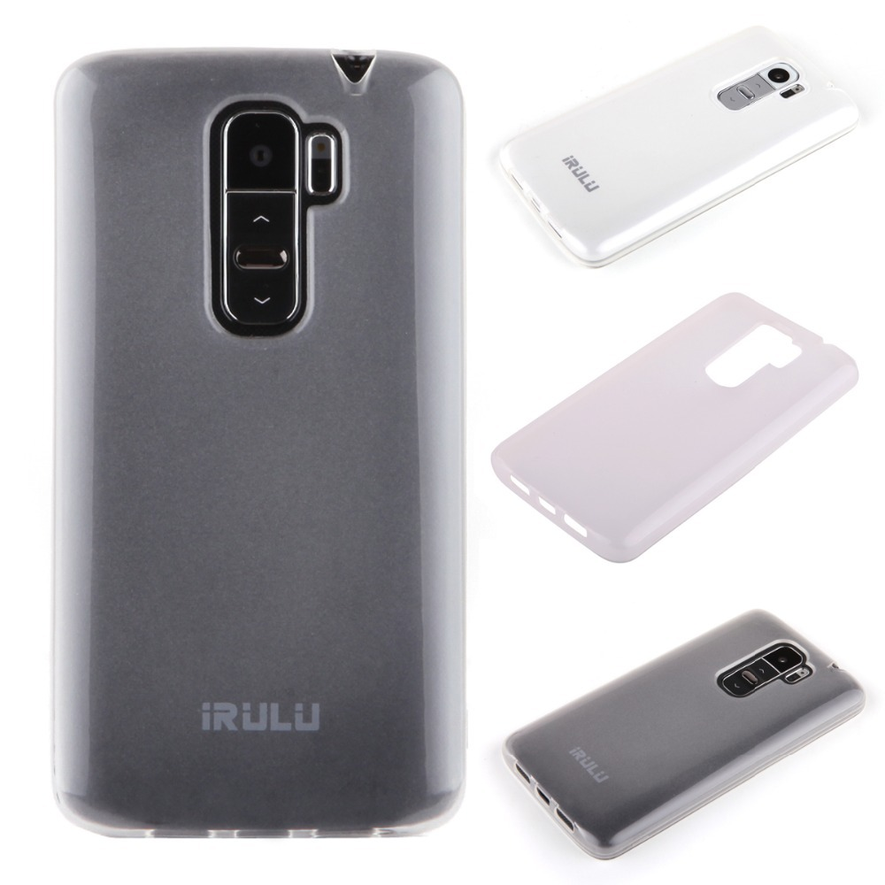 New Arrival Hot High cost performance light transparent cover for phones Irulu U2(China (Mainland))