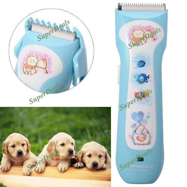 Cat Guard Hairs Pet Cat Dog Hair Clipper