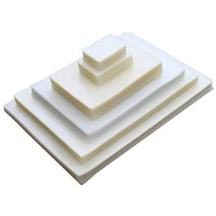 Free Shipping 60mic thick 4r laminating film 6 plastic film laminating film laminating paper laminator film 110x160mm(China (Mainland))