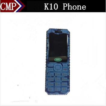 K10 Waterproof Mobile Phone 1.8 Inch Mini Phone Bluetooth MP3 FM Super Slim Dual Sim GSM Phone(China (Mainland))
