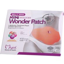 25 Piece/5 Boxes MYMI Wonder Slim patch burn fat belly weight loss patch Abdomen slimming