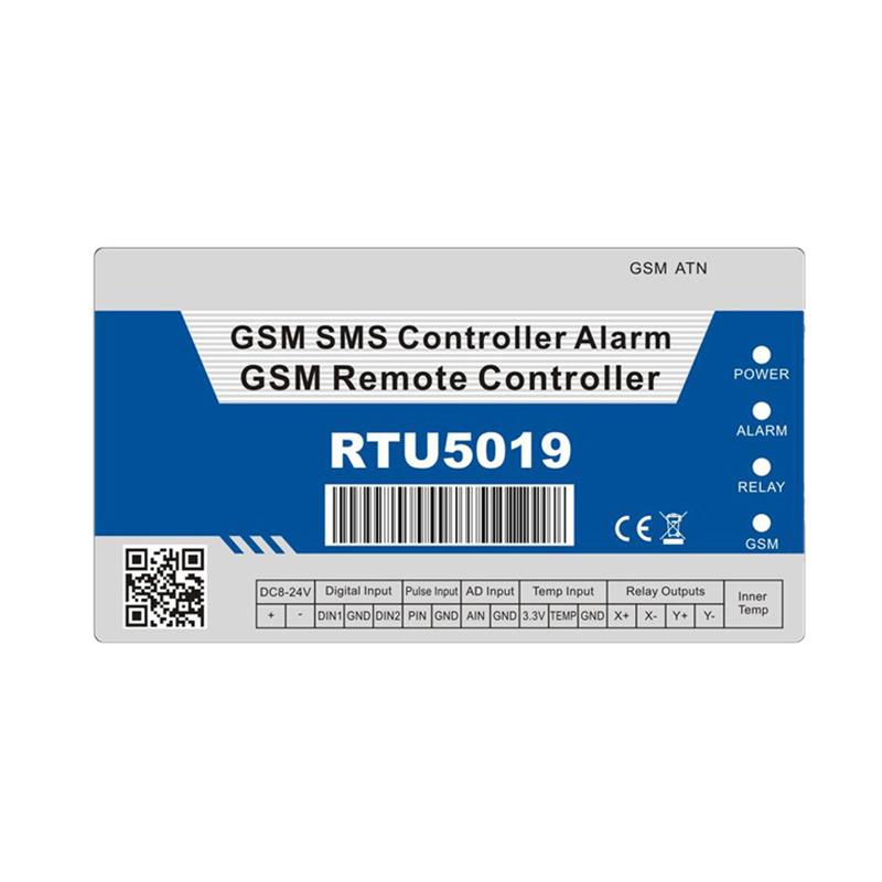 Рту 5019 пульт дистанционного контроллер GSM GPRS в сетях GSM счетчик импульсов сигнализации Торговый автомат сигнализация GSM ворота открывалка