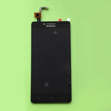 100 New Original LCD Display Digitizer Touch Screen Replacement For Lenovo K3 Mobile Phone Parts Free
