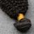 7А Класс Необработанные Человеческие Волосы Девственницы 3 Связки С Закрытием Перуанский Странный Вьющиеся Волосы С Закрытием, Закрытие Кружева С пучки