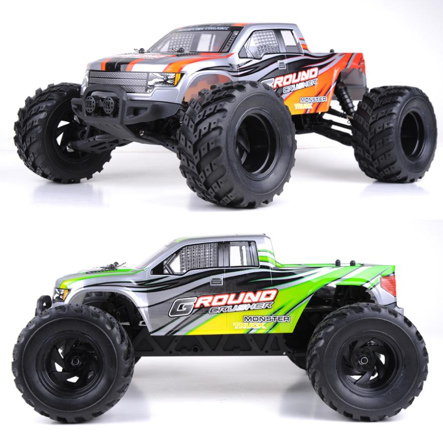Remote control car toys Desert off-road vehicles Rear-wheel drive monster truck children gift 2.4Ghz Racing car toy RC car(China (Mainland))