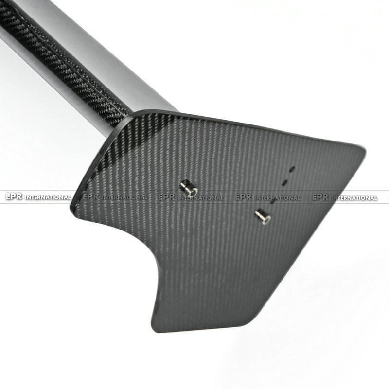 Car-styling For Nissan 180SX Type A Carbon Fiber GT Spoiler (Fitting on the trunk)