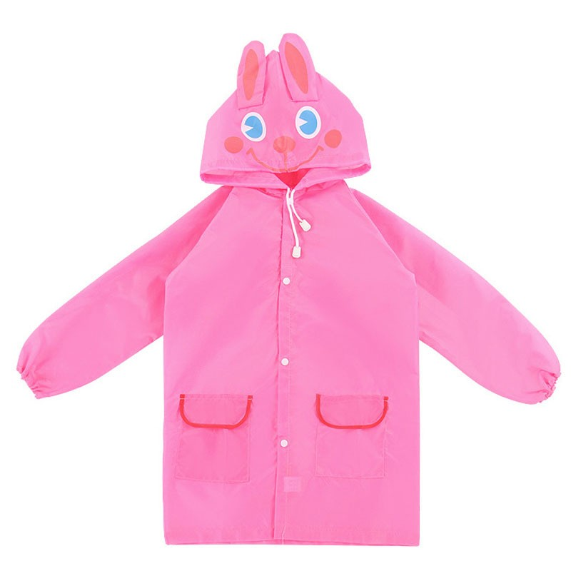 Outdoor-New-Cute-Waterproof-Kids-Rain-Coat-For-children-Raincoat-Rainwear-Rainsuit-Kids-Animal-Style-Raincoat (2)