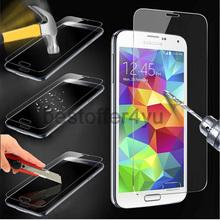Премиум закаленное стекло протектор защитная пленка для Samsung Galaxy S6 A3 A5 A7 A8 J1 J5 J7 + для уборки