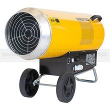 103kw electronic ignition Italian Master propane space heater, LPG hot air heater with available for temperature controller(China (Mainland))