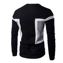 Autumn Winter Men Slim Fit Long Sleeve Tee Pullover Tops Sweater Casual Tops HOT(China (Mainland))