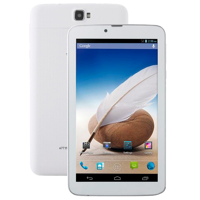 """Original Ampe A77 3G Version MTK8312 Dual Core 1.3GHz 512MB+8GB 7.0"""" IPS Screen 3G + Voice Function Android 4.2.2 Tablet PC(China (Mainland))"""
