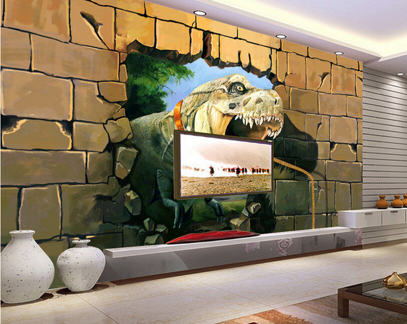 Image gallery imagenes murales en 3d for Murales para pared