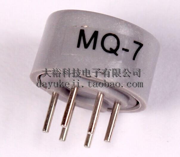 carbon monoxide sensor CO detection of carbon monoxide concentration detection MQ-7 semiconductor gas sensor(China (Mainland))