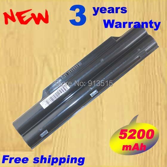 5200mAH laptop battery BP250 FPCBP250 FPCBP250AP For Fujitsu LifeBook A530 A531 AH530 AH531 LH52/C LH520 LH530 PH521 CP477891(China (Mainland))