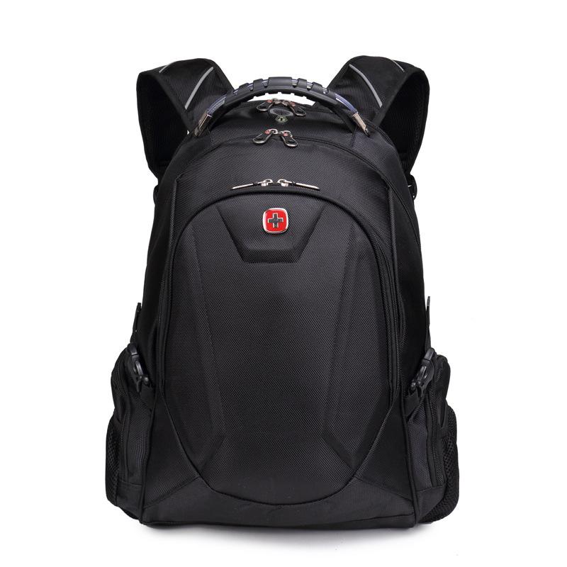 2016 free shipping New fashion men Laptop backpack swiss gear wenger backpack 15 Inch Men Luggage Travel& Mochila Bag Wholesale(China (Mainland))