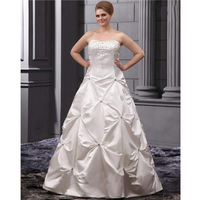 Fat people wedding dresses reviews online shopping fat for Wedding dress for fat