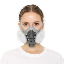 Buy Dust Mask Industrial Mask Dust Breathable Coal Mine Polishing Anti fog Haze Sealed Anti-dust for $9.49 in AliExpress store