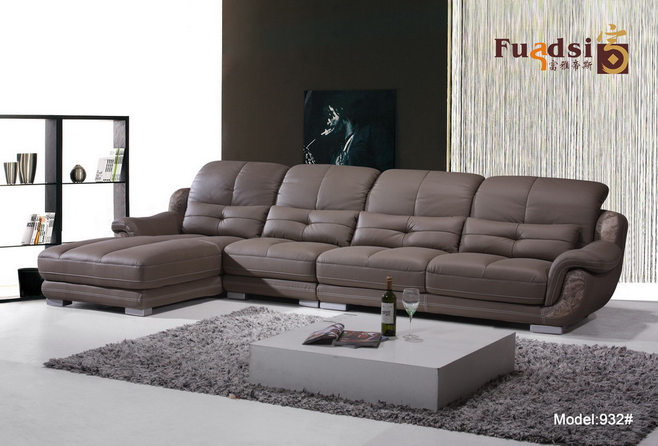 living room furniture genuine low price sofa set