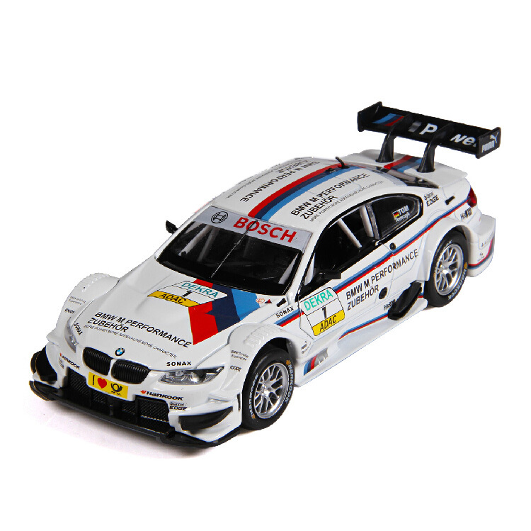 DTM Concept Racing Car Allloy diecast car model 1/32 scale Light&Soud pull back toy car gift for kids(China (Mainland))