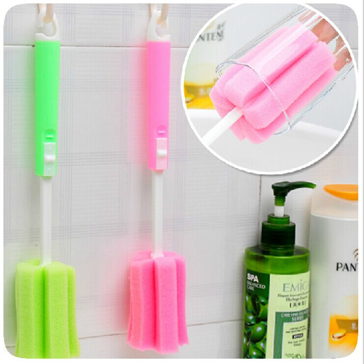 2016 Limited Time-limited Plastic Cleaner 3931 Long Retractable Brush Scrub Wash Thick Does Not Hurt The Hand Hanging(China (Mainland))